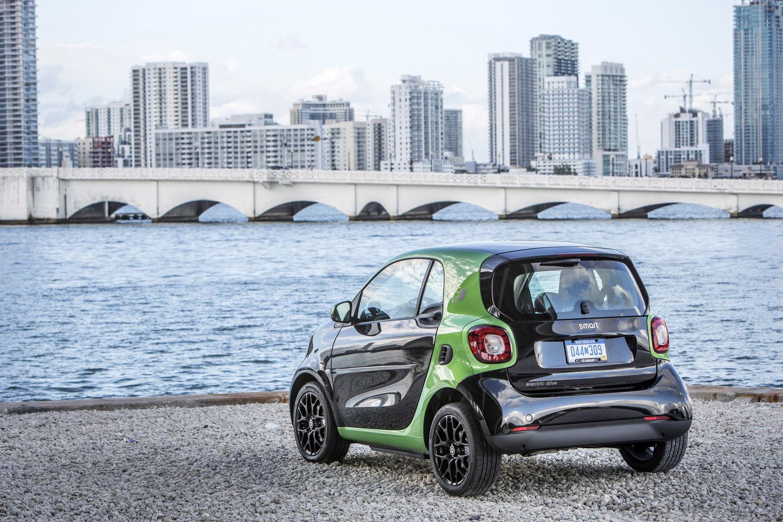 Foto de smart fortwo Electric Drive, toma de contacto (254/313)