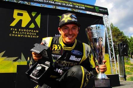 El Mundial de RallyCross también contará con Tanner Foust