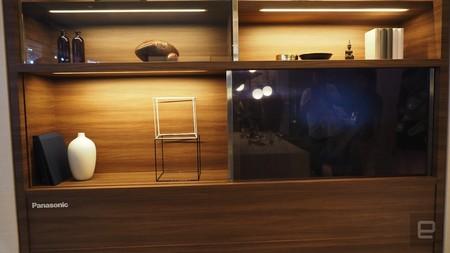 Tv Invisble Panasonic 2