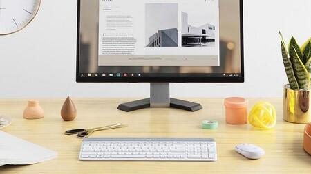 El combo inalámbrico y silencioso de teclado y ratón Logitech MK470 a 34,51 euros en Amazon es un chollo para la vuelta al cole