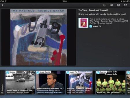 Boxee para iPad: un esperado estreno con puntos interesantes y mejoras necesarias