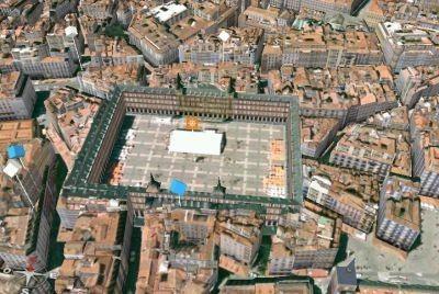 Ciudad 3D Madrid