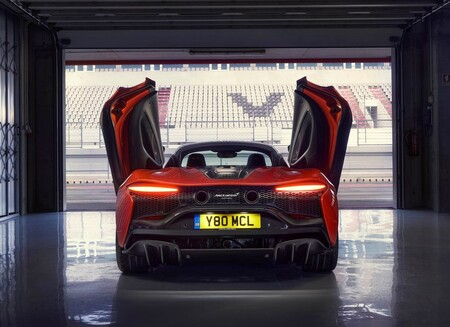 ¡Filtrado! McLaren registra tres nuevos nombres ante la oficina de patentes de EE.UU. y Reino Unido