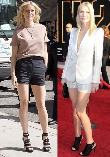 gwyneth paltrow shorts