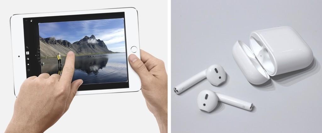 Varios proveedores se preparan para la producción en masa de los AirPods 2 y los nuevos iPad, según DigiTimes
