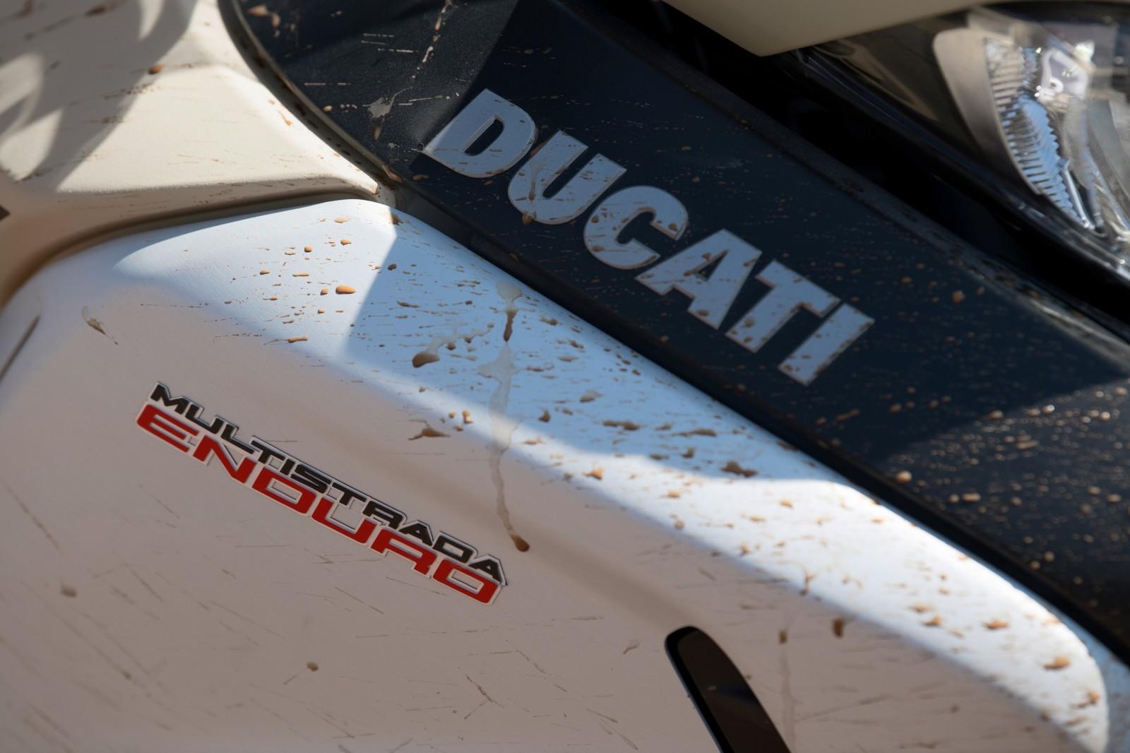 Foto de Ducati Multistrada 1260 Enduro 2019 (65/68)