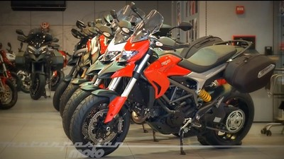 Ducati Strada Press Experience (vídeo)