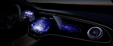 Mercedes Benz Eqs Interior 4