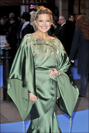 El look de Kate Hudson en la premiere de Como locos a por el oro