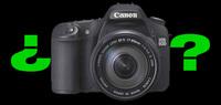 Rumor sobre una posible Canon 50D