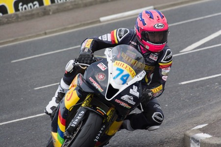 Davey Todd Nw200 Supersport 2019