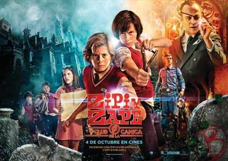 Zipi y Zape y el club de la canica se estrena el 4 de octubre de 2013