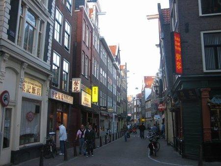 Barrio Chino Amsterdam