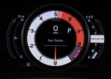 Lexus Is 500 F Sport Performance 2022 1600 28