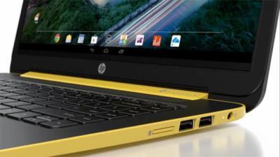 HP Slatebook 14, el sistema operativo Android vuelve con fuerza a los ordenadores portátiles