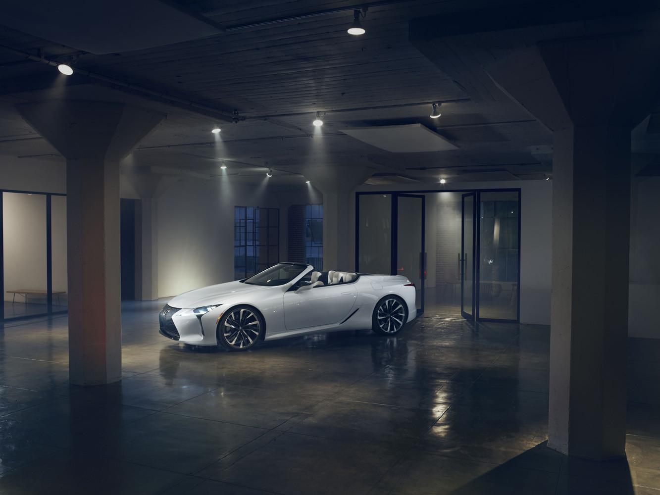 Foto de Lexus LC Convertible concept (9/12)