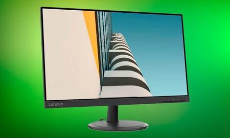 Ideal para un PC de trabajo, el Lenovo C24-25 ahora sólo cuesta 109 euros en Amazon