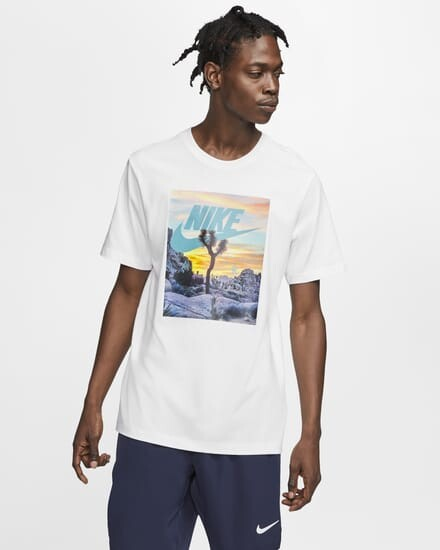 Nike Sportswear Camiseta Atardecer