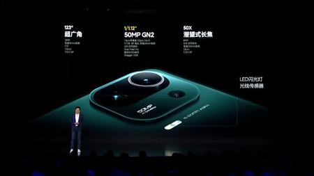 Xiaomi Mi 11 Pro Oficial Camara