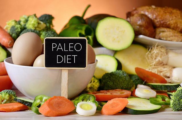 Lista de compras dieta paleo low carb