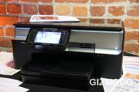 HP PhotoSmart Premium con TouchSmart Web: imprime contenido online con dos gestos