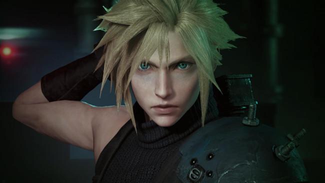 Final Fantasy Vii Remake Cloud