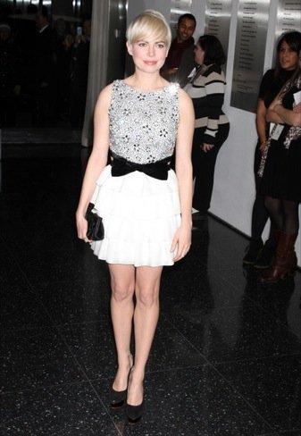 Blake Lively y el resto de invitadas a la premiere de 'Blue Valentine': Michelle Williams la mejor de la noche