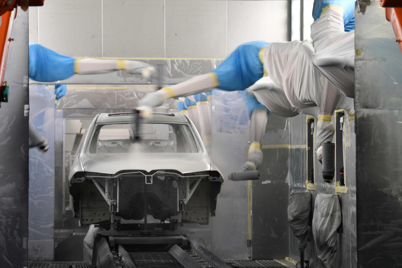 Foto de BMW X7, primeras unidades preserie (27/33)