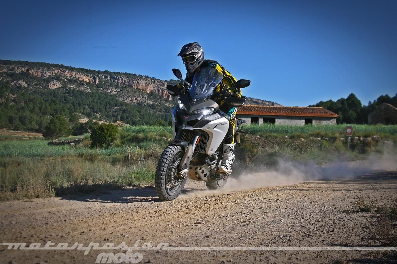 Foto de Ducati Multistrada 1200 Enduro - Acción (16/37)