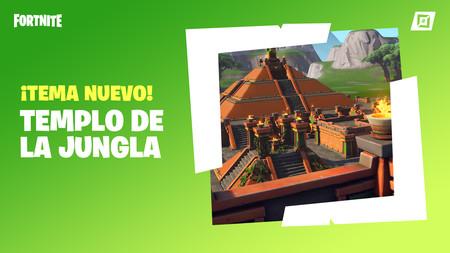 Templo De La Jungla