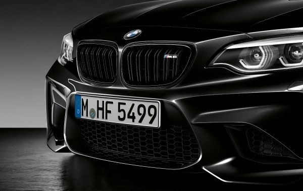 Foto de BMW M2 coupé Black Shadow Edition (1/8)