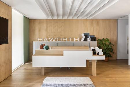 Patricia Urquiola diseña las nuevas oficinas de Haworth en Madrid y hablamos con ella sobre cómo están cambiando los espacios de trabajo