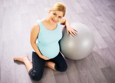 embarazo-entrenamiento-fuerza