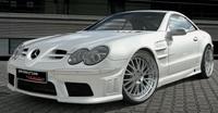 Prior Design toquetea al Mercedes-Benz SL 500 con clase