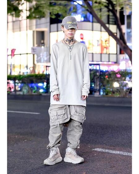 El Mejor Street Style De La Semana Nos Lleva A Descubrir La Eclectica Escena De Las Calles De Tokio 2