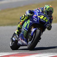 """Valentino Rossi: """"La moto del año pasado tenía otros problemas, pero era más fácil de pilotar"""""""