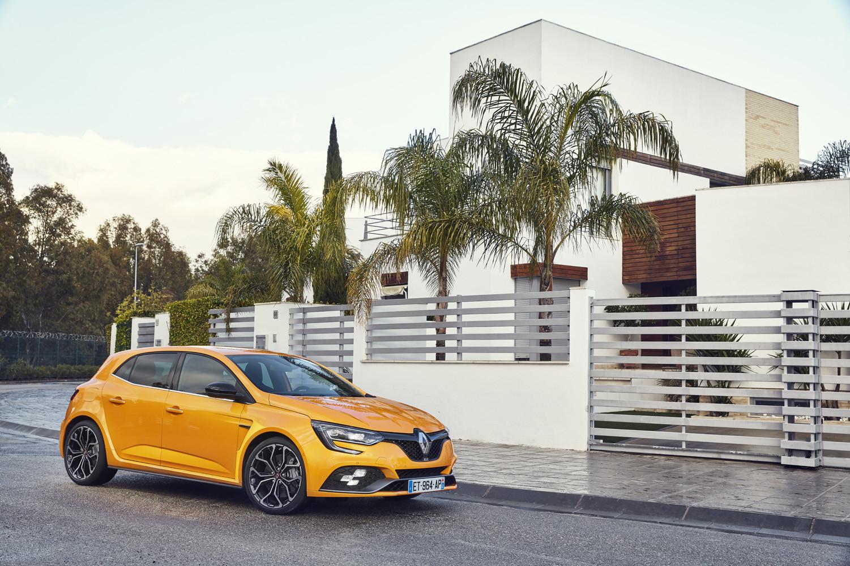 Foto de Renault Mégane R.S. 2018, toma de contacto (115/129)