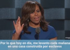 Este es el discurso íntegro de Michelle Obama que ha reventado las redes sociales