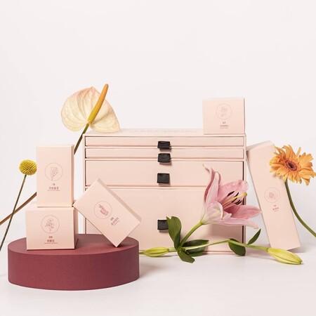 El calendario de adviento de Miin-Cosmetics es ideal para regalar esta Navidad a los amantes de la cosmética coreana