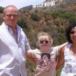Un padre cambió su vida acomodada por días llenos de aventura junto a su hija enferma terminal