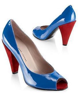 Marc Jacobs, Nuevo modelo de zapatería