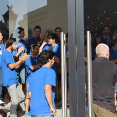 Foto 5 de 27 de la galería inauguracion-de-la-apple-store-del-paseo-de-gracia en Applesfera
