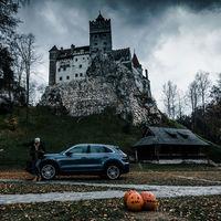Autos y literatura: Siguiendo los pasos del Conde Drácula en un Porsche Cayenne S