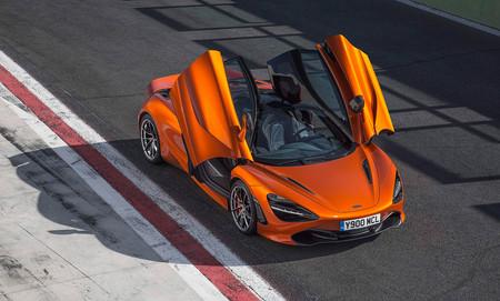 Y el superdeportivo más bonito del mundo se llama McLaren 720S, según el Festivale Automobile