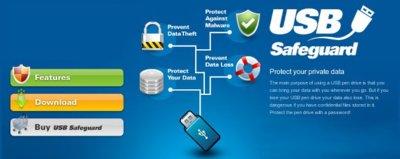 USB Safeguard, cifrado de USB sencillo y práctico
