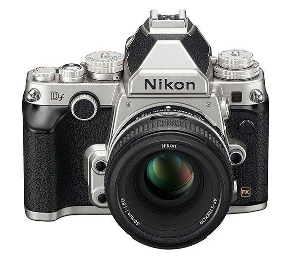 Foto de Nikon DF (1/7)