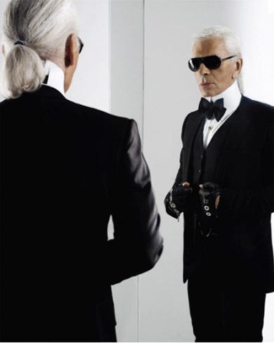 Karl Lagerfeld se asocia con Interparfums para la creación y distribución de sus nuevos perfumes