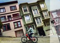 Un paseo por Barcelona a lomos de una bicicleta eléctrica plegable 100% española