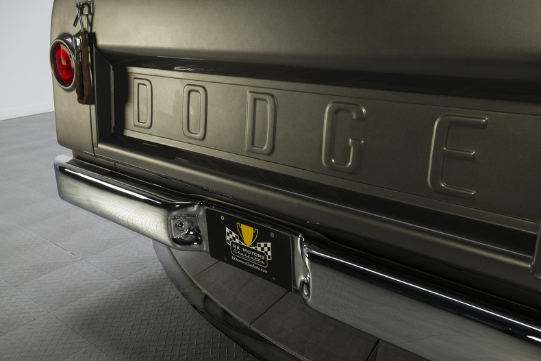 Foto de Dodge D100 restomod (8/30)