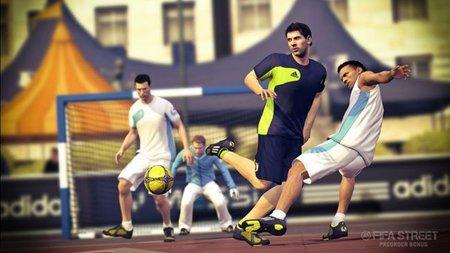 'FIFA Street'. Su demo llegará la próxima semana. Vídeo con los regates básicos de esta nueva entrega